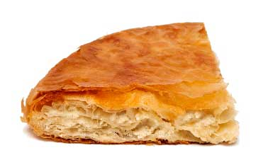 """Burek"" with cheese - Pekara Branković"