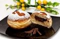 Krofna-sa-cokoladnim-kremom-aranzman-sajt