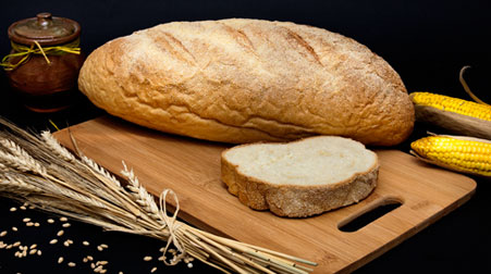 Hleb i belo pecivo